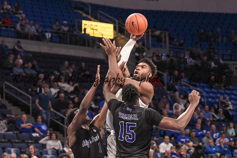 NCAA Basketball 2019: High Point vs SLU Nov 20