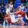 NCAA Basketball 2020: Dukes vs SLU Feb 05