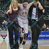 NCAAW Basketball 2014 - Ill St beat UNI 65-63