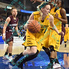 NCAAW Basketball 2014 - Wichita St beat Mo State 71-53