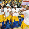 NCAAW Basketball 2014 - Wichita St beat Drake 73-49