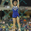NCAAW Basketball 2014 - Drake beat Evansville 71-61