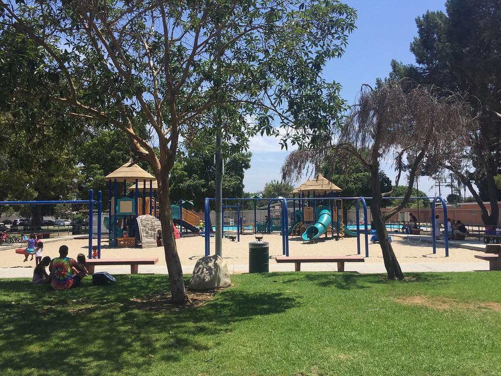 Playground View # 1