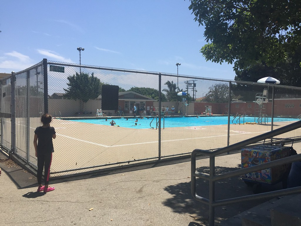 Swimming Pool View # 1
