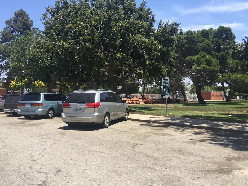 Parking Lot View # 9