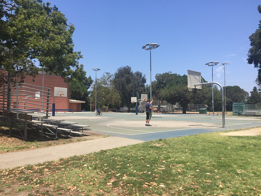 Basketball Court 1 View # 2