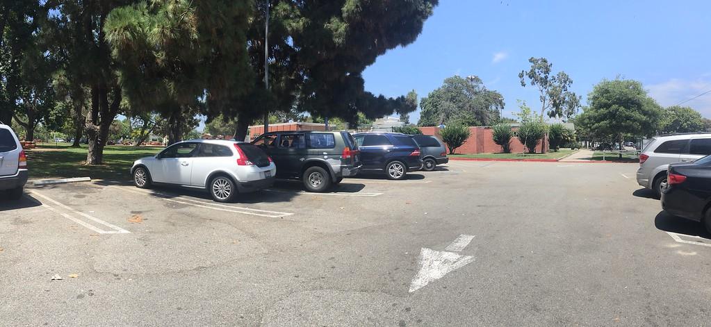 Parking Lot View # 7