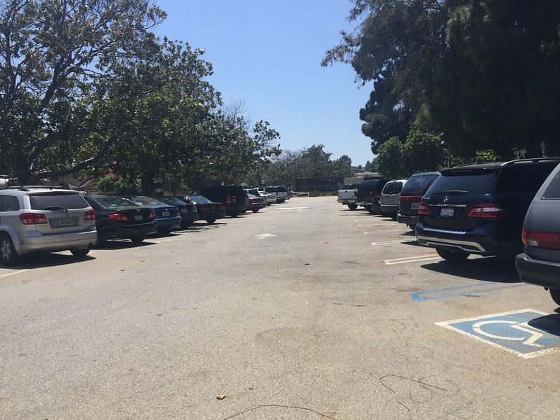 Parking Lot View # 5