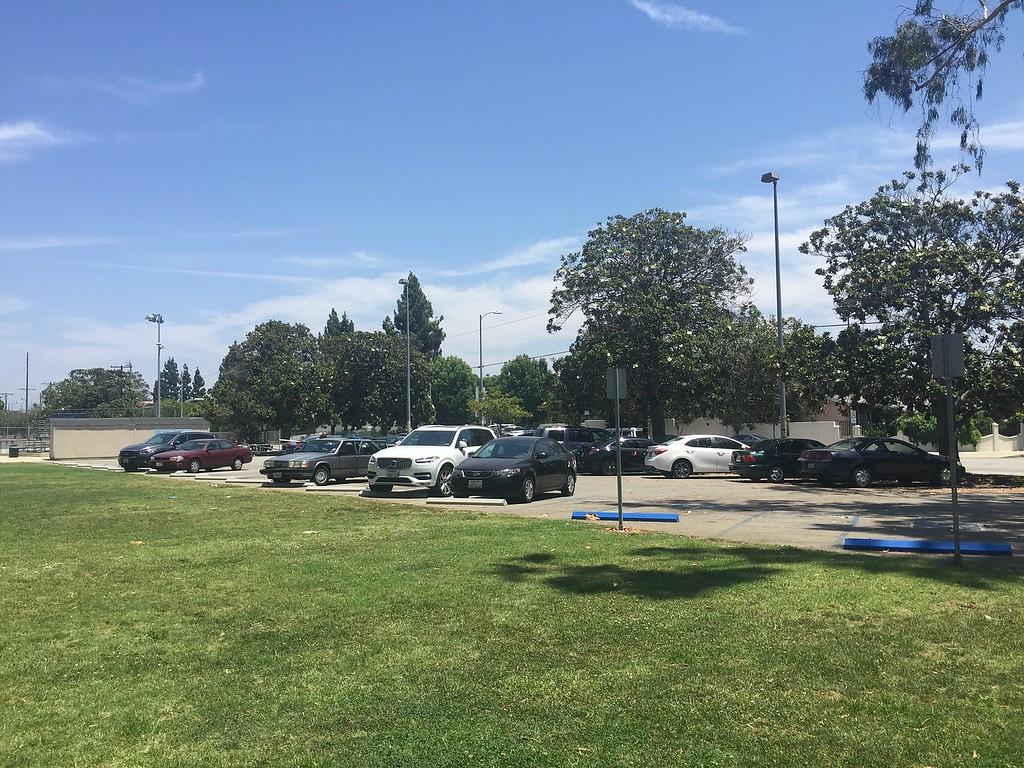 Parking Lot View #15