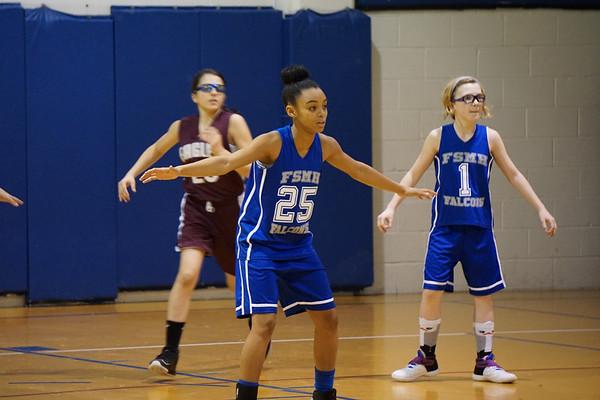 Basketball: FSMH vs. Ambassador Christian Academy (Girls & Boys)