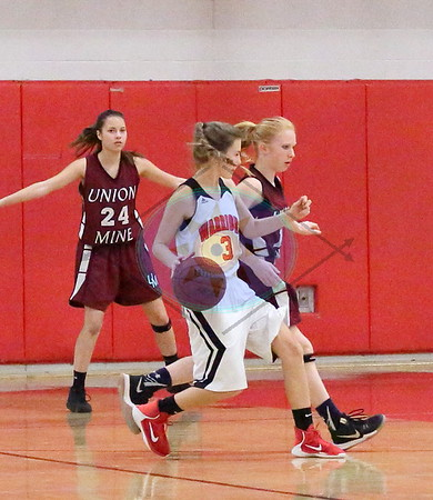 Basketball GHS vs UMHS Womens JV 2018