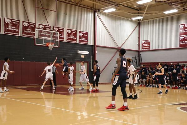 Basketball Game CHS vs Lee High 1-5-18