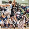 Basketball Maple Grove Boys vs Blaine 1-6-17