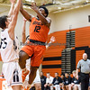 Basketball Boys Osseo vs. Roseville 3-8-17