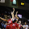 Miami University plays Central Michigan University at McGuirk Arena in Mt. Pleasant Wednesday, Jan. 18, 2017. (PHOTOS BY KEN KADWELL -- FOR THEMORNINGSUN.COM).