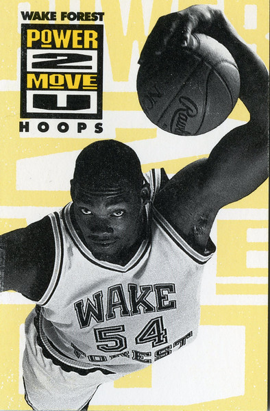 wake forest basketball pocket schedule<br /> 1990s, 2000s Rodney Rogers