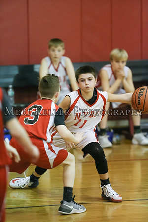 RIYBA Coventry vs Narragansett 6th Grade 2.3.17