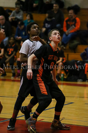 RIYBA Newport Middletown vs West Warwick 6th Grade 2.3.17