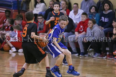 RIYBA West Warwick vs Cumberland 6th Grade 2.3.17