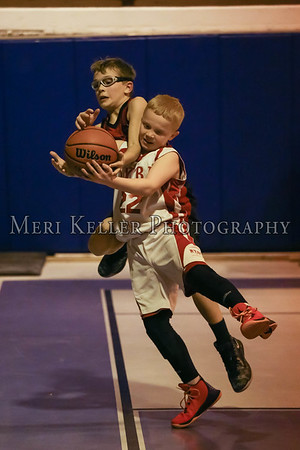 RIYBA Westport vs Narragansett 4th Grade 2.3.17
