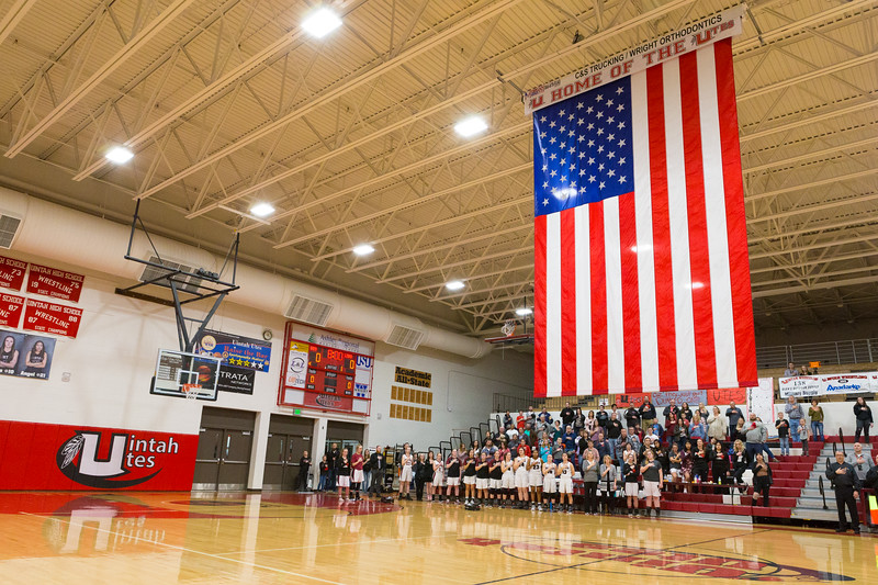 Homecoming: Uintah vs  Payson - Geoff Liesik Photography