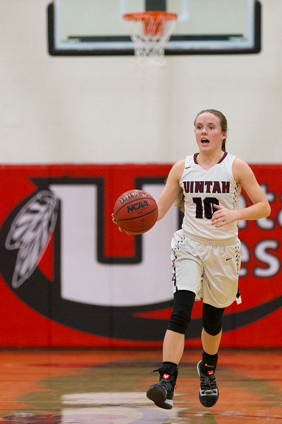 Basketball: Uintah vs  Payson - January 2019 - Geoff Liesik