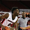 Georgia guard William Jackson II (0) during the Bulldogs' game against Morehouse at Stegeman Coliseum in Athens, Ga., on Wednesday, Nov. 30, 2016. (Photo by Cory A. Cole)