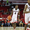 Georgia guard Tyree Crump (4) during the Bulldogs' game against Morehouse at Stegeman Coliseum in Athens, Ga., on Wednesday, Nov. 30, 2016. (Photo by Cory A. Cole)