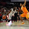 Georgia guard William Jackson II (0) during the Bulldogs' game against Tennessee at the Stegeman Coliseum in Athens, Ga. on Saturday, Feb. 17, 2018. (Photo by Caitlyn Tam)