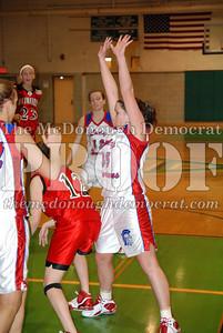 Lady Spartans Defeat Brimfield 1-20-07 013