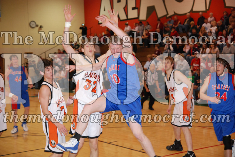 Spartans Lose Regional to Macomb 48-37 02-21-07 023