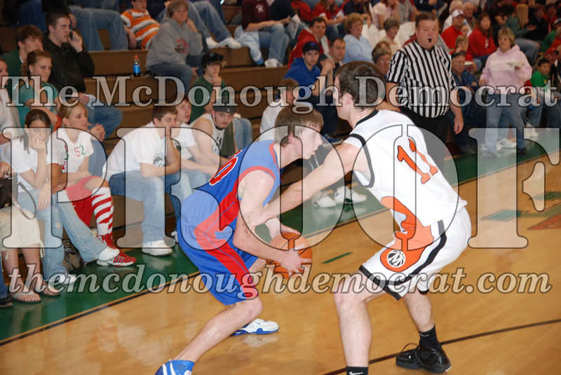 Spartans Lose Regional to Macomb 48-37 02-21-07 010