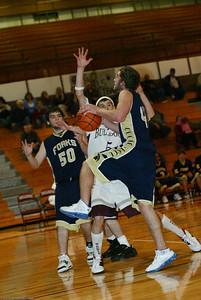 Montesano vs. varsity, January 14, 2008
