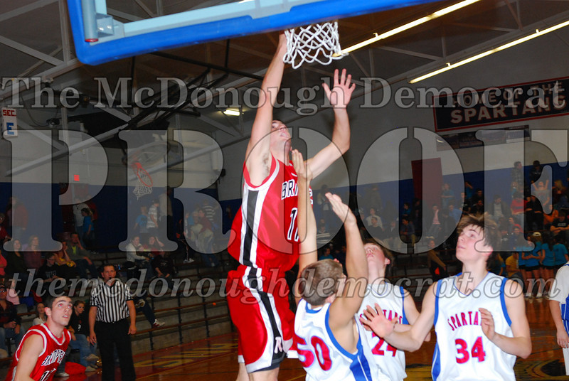 Spartans Downed by Brimfield 76-29 01-30-09 039