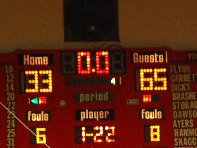 Spartans Lose to Farmington 65-33 01-13-09 056