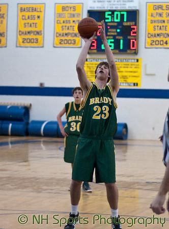 2008 - 2009 Basketball