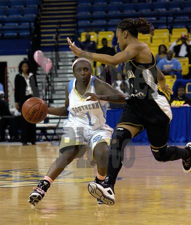 Southern University vs. Alabama State University 02/21/2009