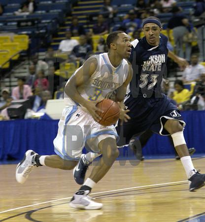 Southern University vs. Jackson State University 02/09/2009