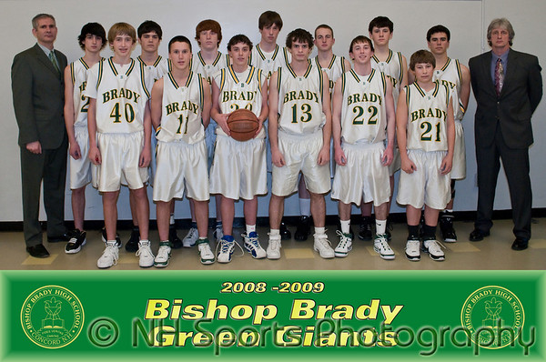2009 Boys Varsity Basketball