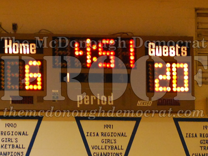 Boys 3rd IB2nd vs Havana 03-15-09 047