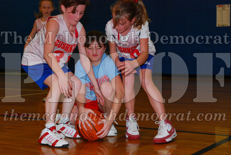 Girls 4th BPCA vs Lewistown 02-22-09 048