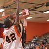 La Porte High School Boys Basketball vs. Deer Park High School 1/7/2011