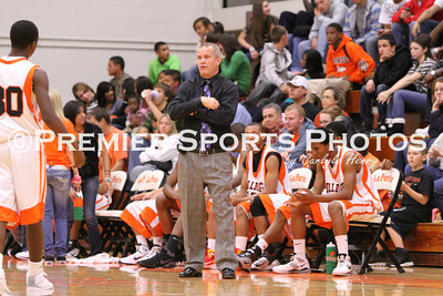 La Porte High School Boys Basketball vs. Deer Park High School 1/7/2011