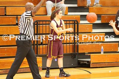 La Porte Girls Freshmen Basketball vs Deer Park 12/14/2010