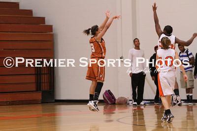 La Porte Girls Varsity Basketball vs Alvin 11/30/2010