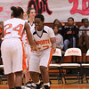 La Porte Girls Varsity Basketball vs Deer Park 12/14/2010 :