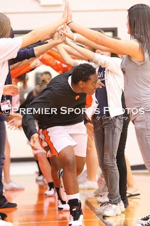 La Porte Girls Varsity Basketball vs Deer Park 12/14/2010