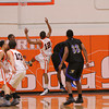 La Porte JV Basketball vs Channelview 2/1/2011 :