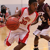 Lomax 8th B Boys Basketball vs Pearland West :