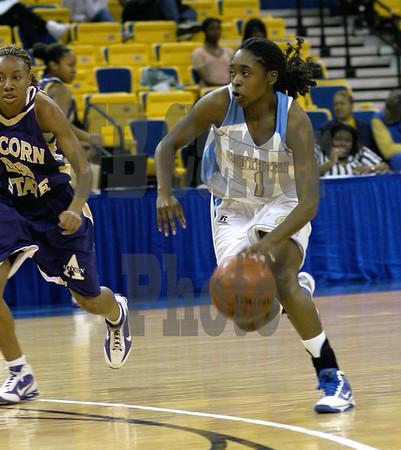 Alcorn State University vs. Southern University 01/30/2010